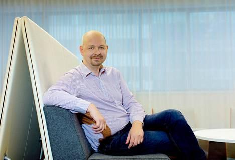 DNA:n henkilöstöjohtaja Marko Rissanen uskoo etätyön mahdollisuuden olevan jatkossa myös kilpailutekijä.
