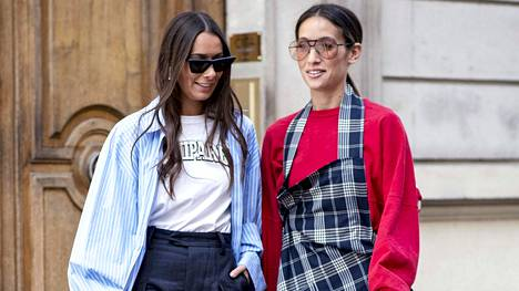 Muotibloggaajien housuvalinta tekee asusta välittömästi tyylikkäämmän – vaihda pöksysi näihin