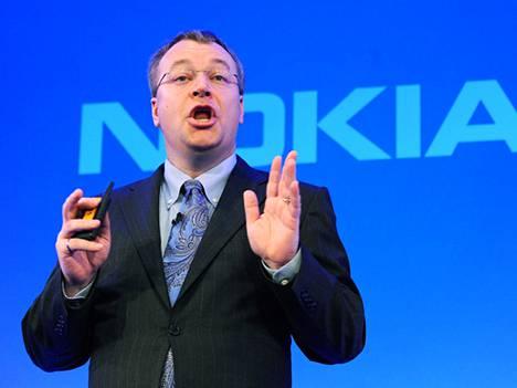 Stephen Elop.