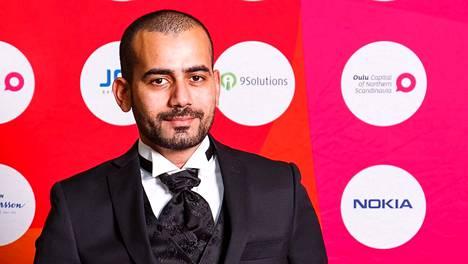 Prinssi Rami Jaber Al Husseini tuo Hollywood-tuotannon Ouluun.