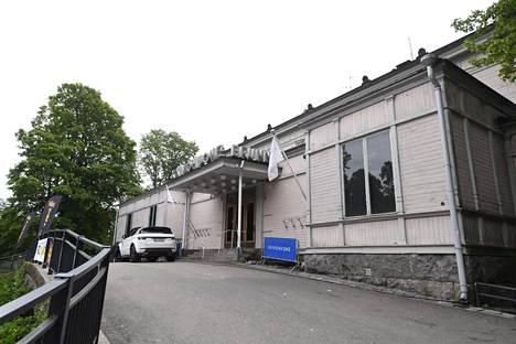 Nuori mies pahoinpideltiin ravintola Kaivohuoneen edustalla ravintolasta poistumisen jälkeen heinäkuun alussa.