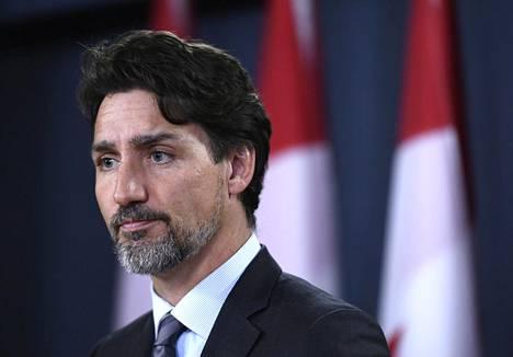 Kanadan pääministeri Justin Trudeau uskoo, että kanadalaiset suhtautuvat kuninkaallisiin maassa varsin myötämielisesti.