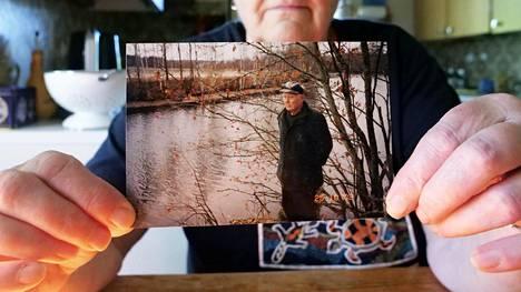Pentti Leo Sievänen ja Seija Rinkinen olivat naapureita ja sydänystäviä noin 40 vuoden ajan.