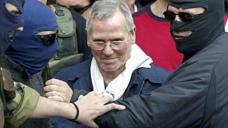 Bernardo Provenzano oli pahamaineinen mafiapomo.