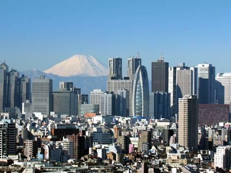 Japani on jo aloittanut valmistautumisen Tokion 2020 olympialaisiin.