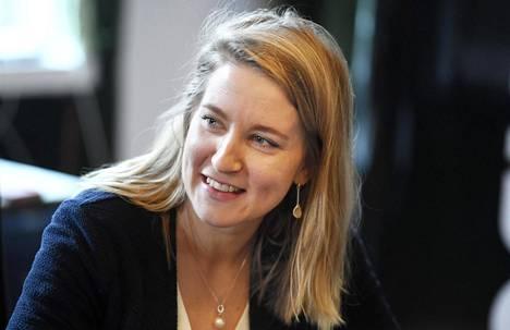 Johanna Vuorelma.