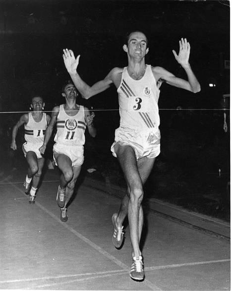 Vuonna 1944 syntynyt Francesco Arese oli 1960-luvulla ja 1970-luvulla Euroopan eliittiä 1500 metrillä.