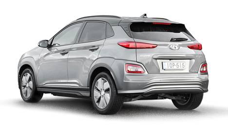 Hyundai Kona electricin WLTP:n mukaista toimintamatkaa korjataan.