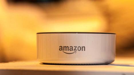 Echo Dot on Amazonin älykaiuttimen runsaasti myyty budjettimalli.