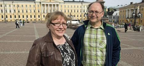 Tuula ja Petteri Haapamäki