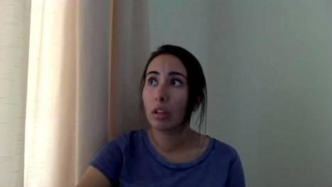 Sheikha Latifa al-Maktoum selitti pakonsa syitä videolla, joka tuli julki hänen katoamisensa jälkeen.