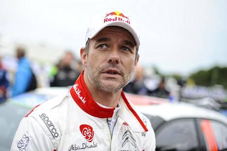 Yhdeksänkertainen maailmanmestari Sebastien Loeb ajaa Kataloniassa kauden kolmatta MM-ralliaan.