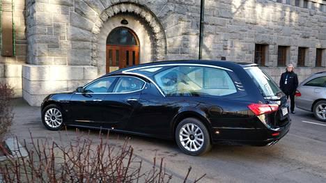 Maserati Ruumisauto