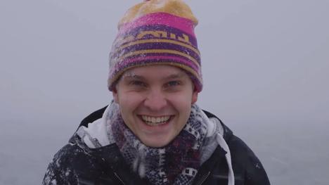 """Jesse """"JerAx"""" Vainikan esittelyvideo kuvattiin Suomessa loppusyksyn aikana."""