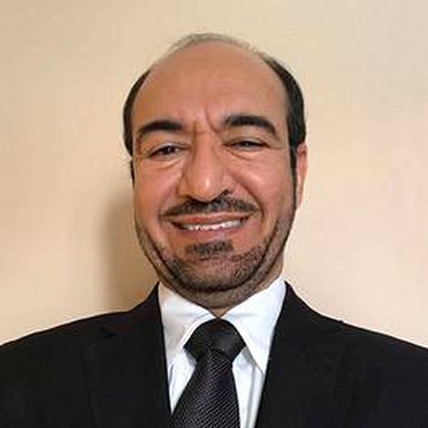 Saad al-Jabri pakeni kotimaastaan vuonna 2015.