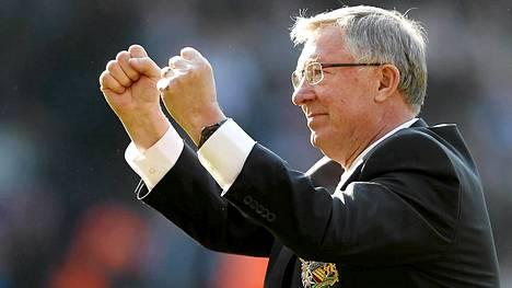 Alex Ferguson nauttii hyvästä tilistä eläkkeelläkin.