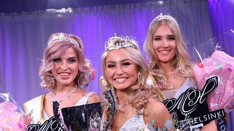 Miss Helsinki -kilpailu perutaan tältä vuodelta.