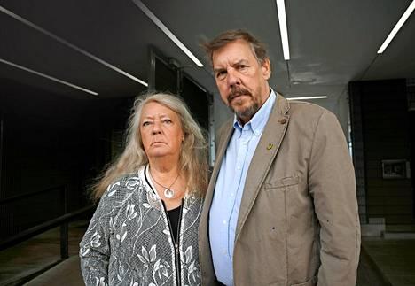 Ingrid ja Joachim Wall eivät ikinä voi unohtaa kohtaamaansa järkytystä.