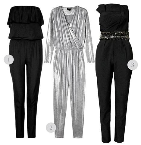 Tumma puku -koodi: voiko nainen pukeutua mustaan juhlavaan housupukuun?