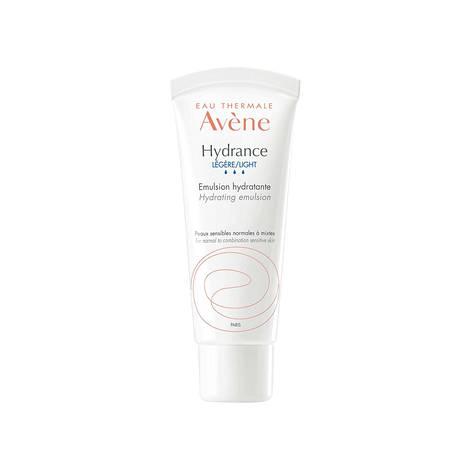 Avène Hydrance Light Hydrating Emulsion -voide on kosteuttavien lähdeveden, skavalaanin ja glyseriinin hybridituote. Hinta: 26 e.