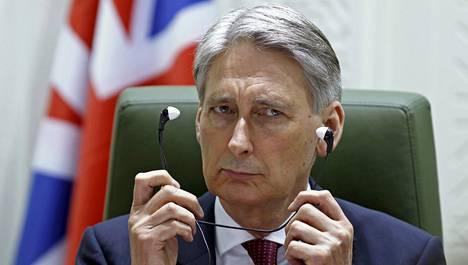 Britannian Philip Hammondin lausunto Krimin niemimaasta nostatti venäläispoliitikossa mielenkiintoisia vastauksia.