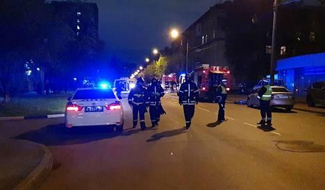 Moskovassa syttyi tulipalo koronapotilaiden tehohoito-osastolla lauantaina sairaalassa numero 50. Myös tämän palon uskotaan saaneen alkunsa hengityskoneesta.