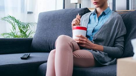 Istuminen ja fyysisesti passiivinen elämäntapa altistavat monille sairauksille.