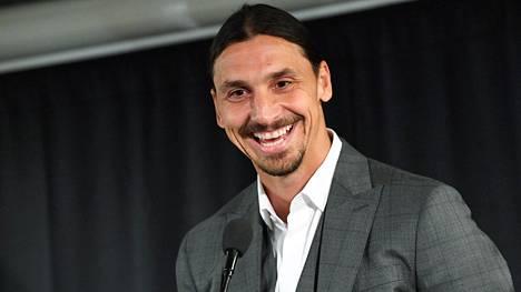 Zlatan Ibrahimovic hankki osuuden jalkapalloseurasta.