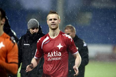 Juho Mäkelä on tällä kaudella iskenyt HIFK:lle jo viisi osumaa.