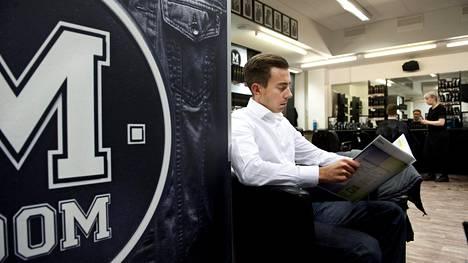 M Roomilla on Suomessa yli 60 parturiliikettä.