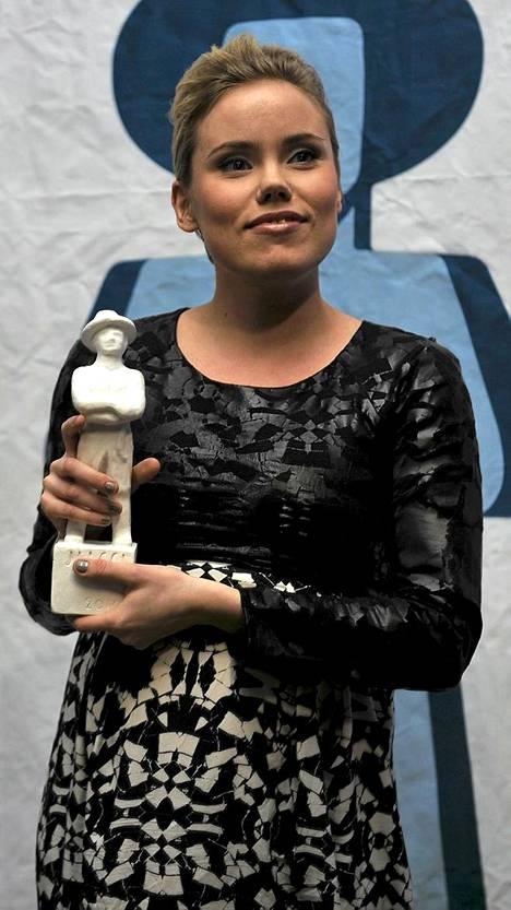 Sara Melleri pokkasi Jussin parhaasta naissivuosasta.