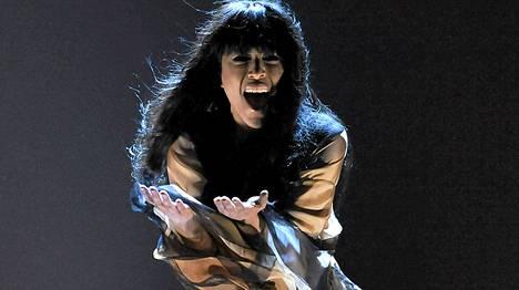Loreen voitti viime vuonna Melodifestivalenin sekä lopulta myös Euroviisut. Tämän vuoden Euroviisut järjestetäänkin Ruotsissa.