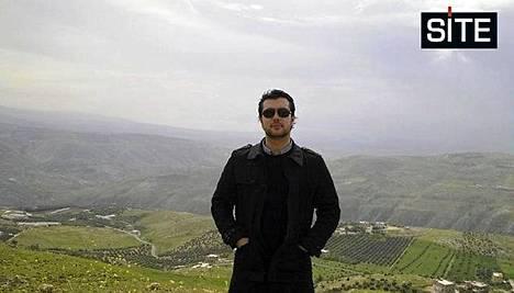 Päiväämätön valokuva itsemurhaiskun tehneestä Taimour Abdulwahabista.