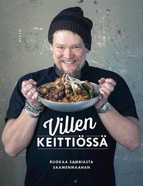 Paras tapa oppia vieraista kulttuureista on tutustua ihmisiin ja paikalliseen ruokaan, Ville Haapasalo kirjoittaa kirjassa.
