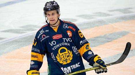 Roni Seväselle määrättiin pitkä pelikielto.