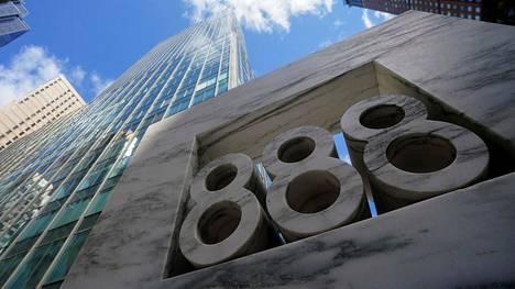 Hedgerahasto Archegos Capitalin on kerrottu toimivan tästä New Yorkin 7. Avenuella sijaitsevasta pilvenpiirtäjästä käsin.