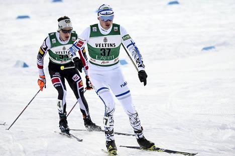38-vuotias Hannu Manninen on voittanut urallaan yhdeksän arvokisamitalia.