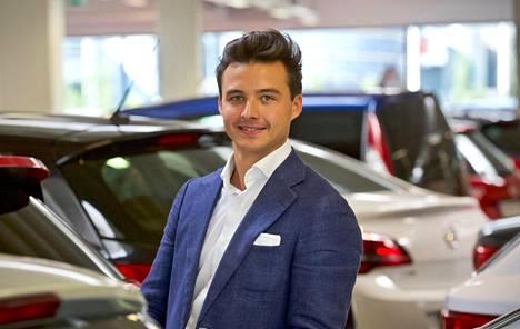 Sebastian Frickin mukaan on tärkeää, että kuluttaja antaa mahdollisimman oikeat tiedot autostaan.