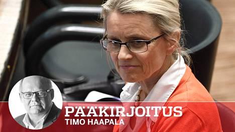 Päivi Räsäsen vuonna 2004 julkaistu Mieheksi ja naiseksi hän heidät loi -pamfletti päätyi esitutkintaan.