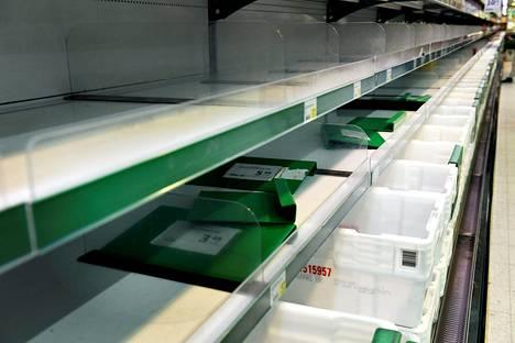 Koronakriisi uhkaa iskeä maailman elintarviketuotantoon.