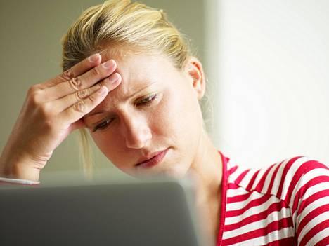 Stressi vaikuttaa myös kipukokemuksiin.