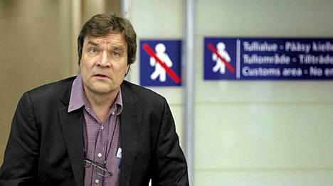 Kimmo Kiljunen tuntee hyvin vakoilusta syytetyn Timo Kivimäen.