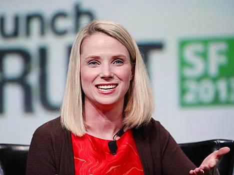 Marissa Mayerin kerrotaan pettyneen mainosmyynnin kehitykseen.