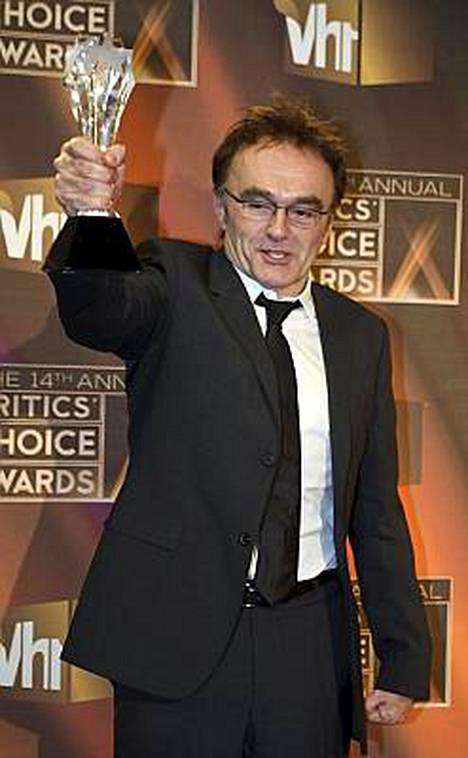 Danny Boyle voitti parhaan ohjaajan palkinnon elokuvastaan Slumdog Millionaire.