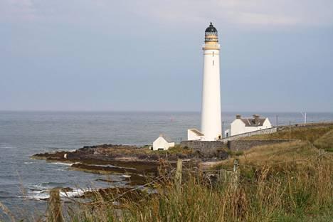 Tänä vuonna Emma Roinila on matkustanut muun muassa Skotlantiin.