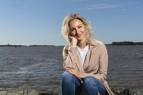 Ilona Láng toimii nykyään tutkijana Ilmatieteenlaitoksella ja työstää väitöskirjaansa.