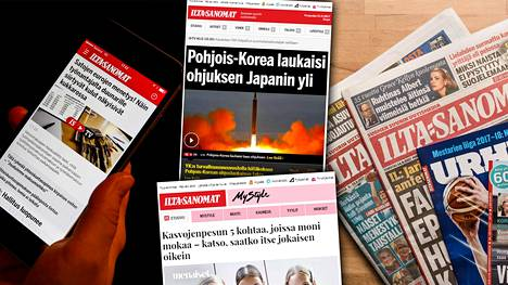 Ilta-Sanomat on säilyttänyt vahvan aseman suomalaisten tärkeimpänä uutiskanavana verkossa ja printissä.