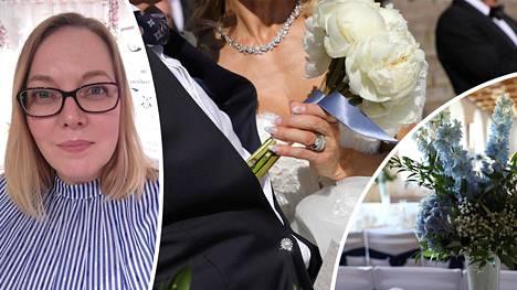 Yksiäkään Beadlen yrityksen Lily Dream Wedding hoitamia häitä ei ole siirretty syksyyn vaan suoraan ensi kesään.