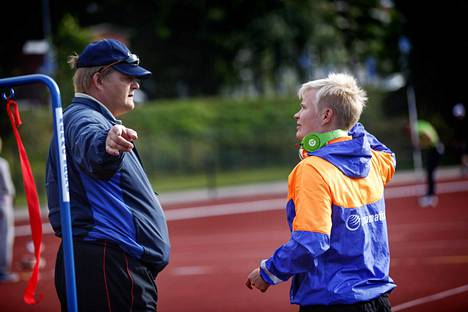 Rädyn valmennettava Oona Sormunen kilpailee lauantaina Kuortaneen eliittikisoissa.