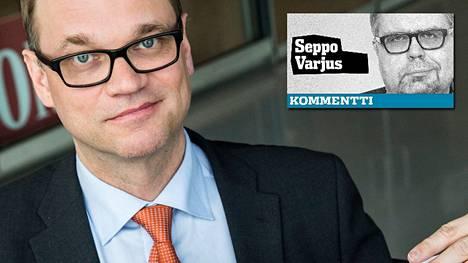 Seppo Varjus ei kuvitellut koskaan vertaavansa Juha Sipilää Kekkoseen.